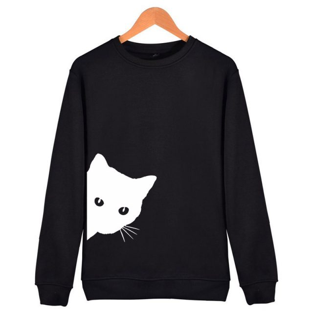 THE SNEAKY CAT T-SHIRT