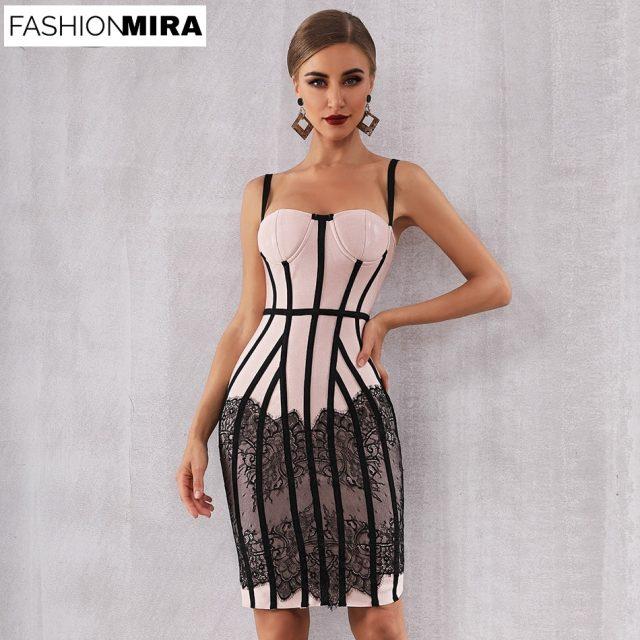Luxie Bandgae Dress