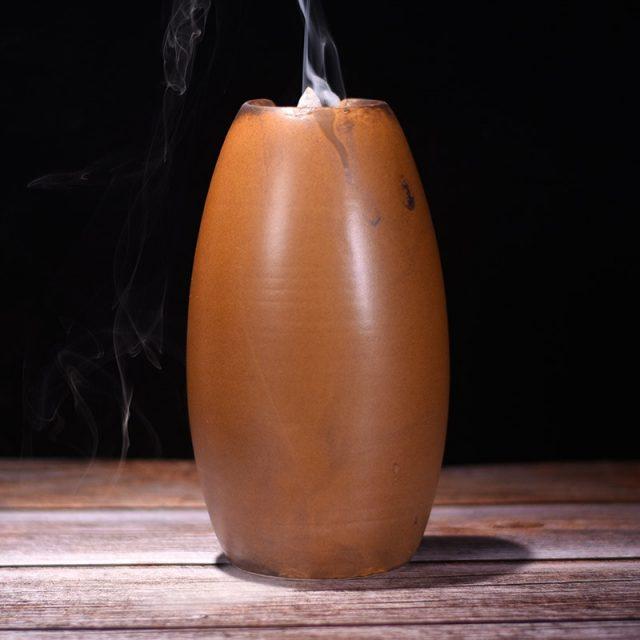 Ceramic Waterfall Backflow Incense Burner