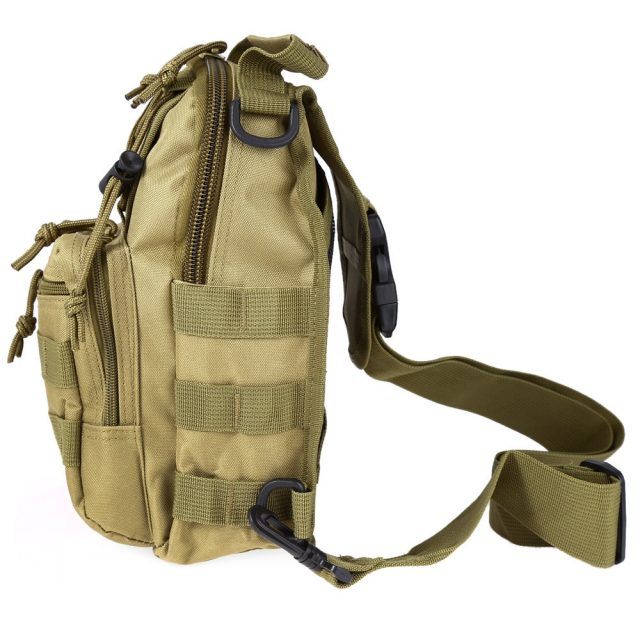 Durable Outdoor Shoulder Military Tactical Backpack