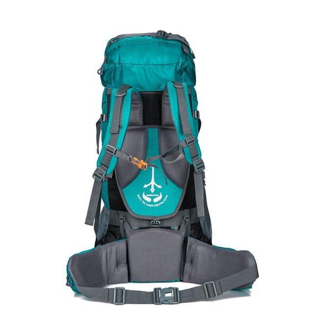 80L Nylon superlight Camping Hiking Backpacks