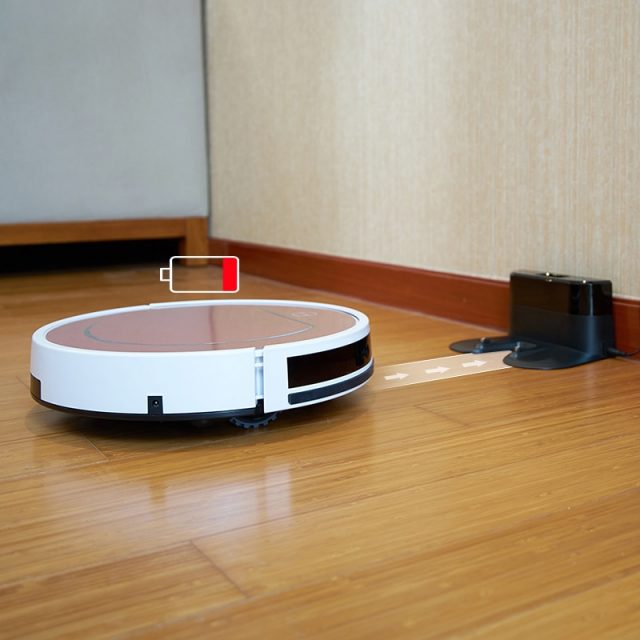 ILIFE V7s Plus Auto charging Smart Robot Vacuum Cleaner