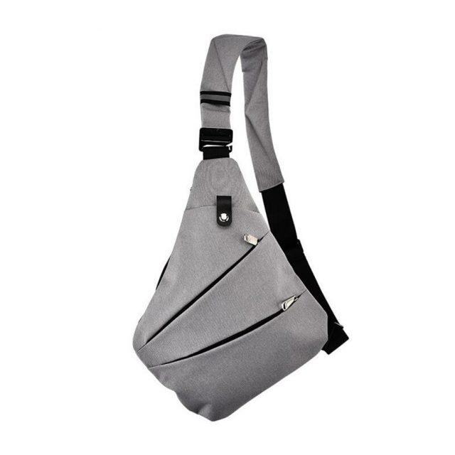 Anti-Theft Waterproof cross shoulder bag