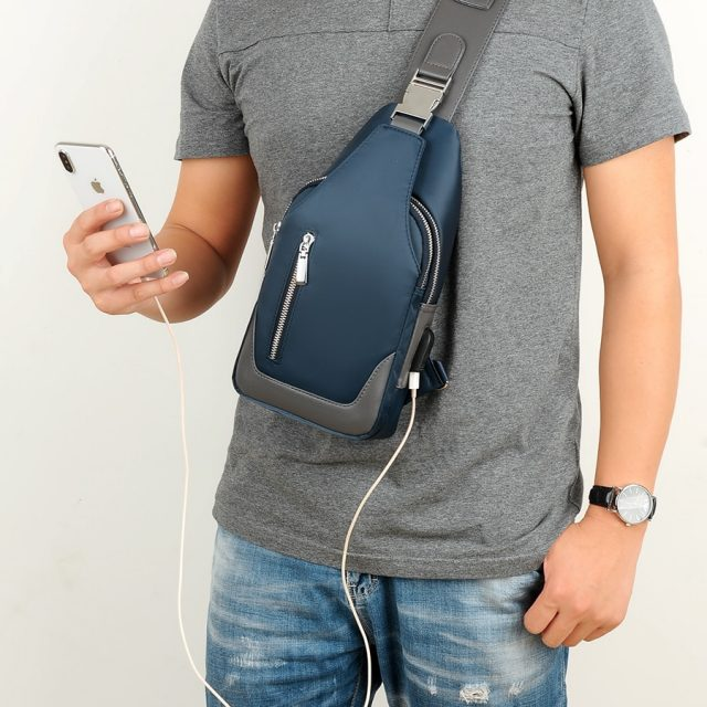 Crossbody Casual messenger bag