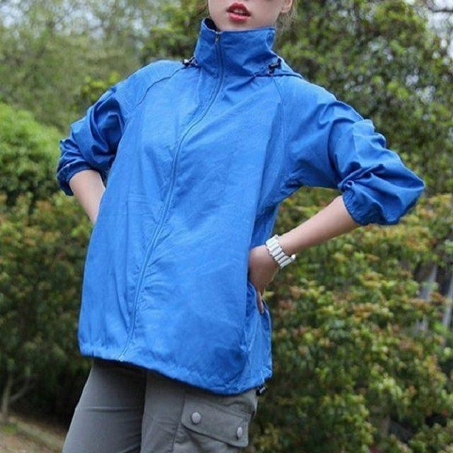 Waterproof Sun-Protective Outdoor Sports Hiking Jackets