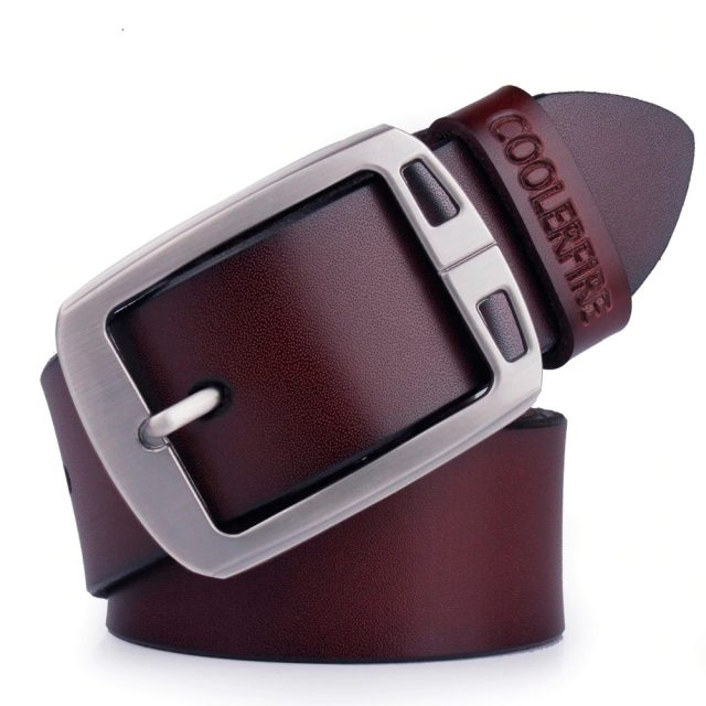 vintage designer leather belts for men