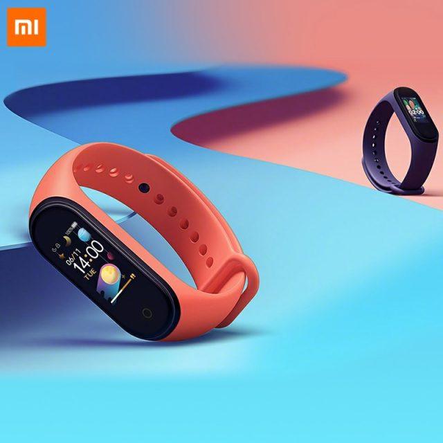 Xiaomi Mi  Smartband Fitness Tracker